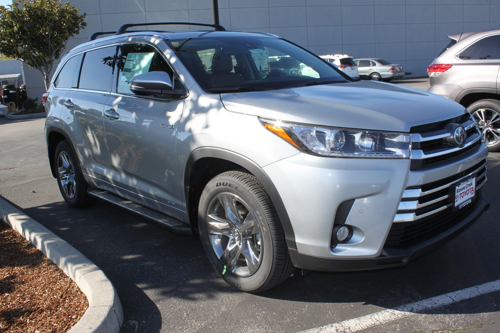 new 2017 toyota highlander hybrid limited platinum sport utility in san jose t171975 stevens. Black Bedroom Furniture Sets. Home Design Ideas