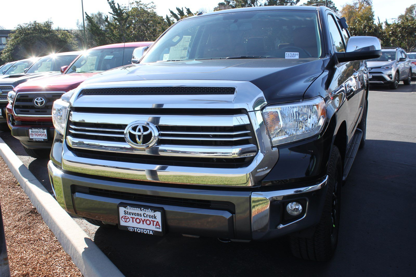 new 2017 toyota tundra 1794 edition crewmax in san jose t171510 stevens creek toyota. Black Bedroom Furniture Sets. Home Design Ideas